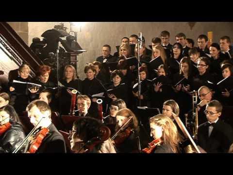 Requiem Mozarta - Agnus dei, Communio. Moryń 15.04.2010 r.