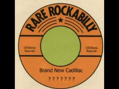 Vince Taylor And His Playboys - Brand New Cadillac