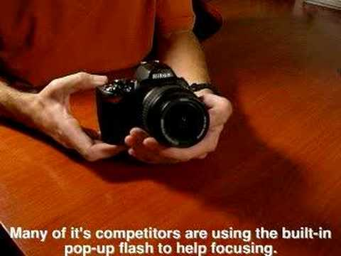 Nikon D40 short introduction