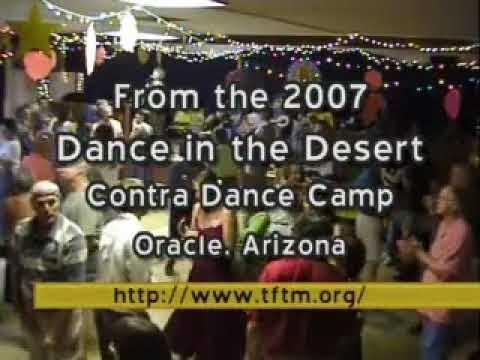 Contra Dance In the Desert 2007 Tucson AZ