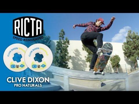 Quick Clips: Clive Dixon Ricta Pro Naturals