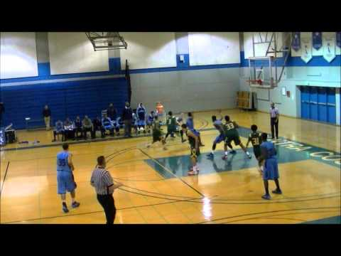 Napa Valley College @ Contra Costa College Highlights (01/09/2014)