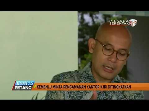 Indonesia Kecam Pengibaran Bendara OPM di KJRI Melbourne #1