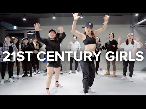 21st Century Girls - BTS / Jane Kim Choreography