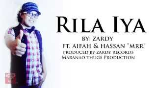 "Download Lagu RILA IYA - Zardy ft. Hassan & Aifah ""Official Lyric Video"" Gratis STAFABAND"
