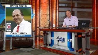 HOFer Johnny Bench on Pete Rose & MLB All-Star Game - 7/14/15