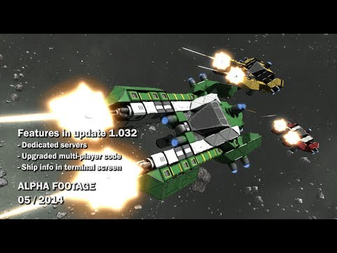 Space Engineers - Dedicated Servers