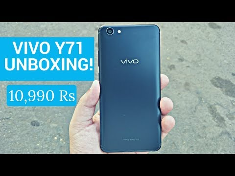 Vivo Y71 unboxing | Review | Specifications | Price in India | Camera test in hindi✔️