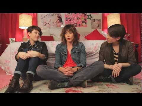 Tegan & Sara's Heartthrob: The Interviews - Kate Moenning