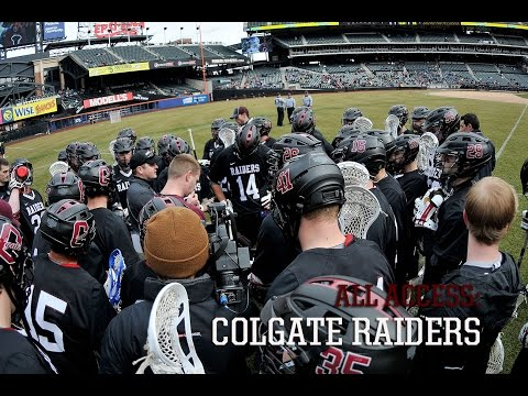 Behind-the-Scenes with Colgate Lacrosse
