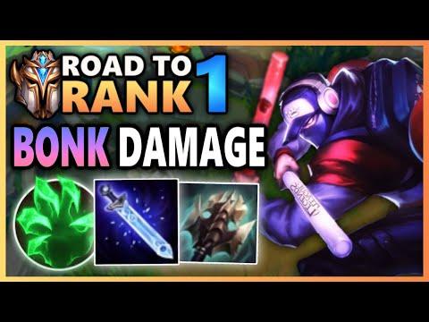 TPA Shen Q = BONK BONK BONK - Road To Rank 1 (#19)