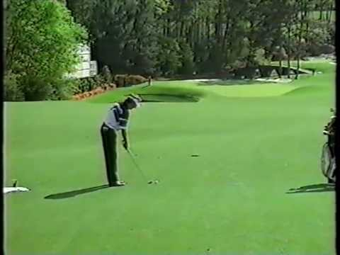 Here's a special treat for you Bruce Lietzke fans (yes, both of you). This is a clip of Leaky playing number 11 at Augusta National. http://littleleaky.blogs...