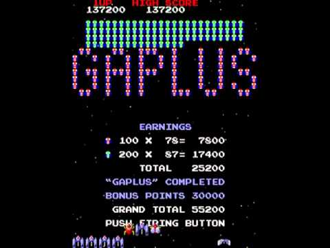 Gaplus 10000000pts part 1 of 3