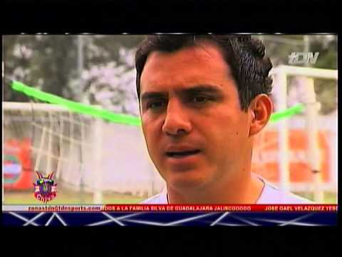 Reportaje de Chapis con Luis Ernesto Pérez para Zona Chiva de TDN el 19 de Marzo de 2013