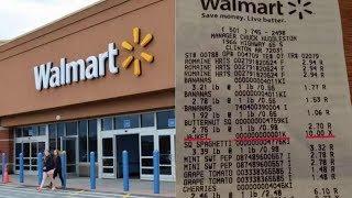 IF YOU SEE THIS ON YOUR WALMART RECEIPT CALL THE POLICE IMMEDIATELY – HERE'S WHAT IT MEANS