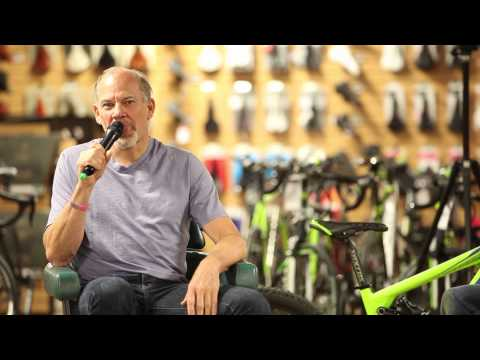 Bob Roll at WBW Highlights: American Cyclists in Le Tour