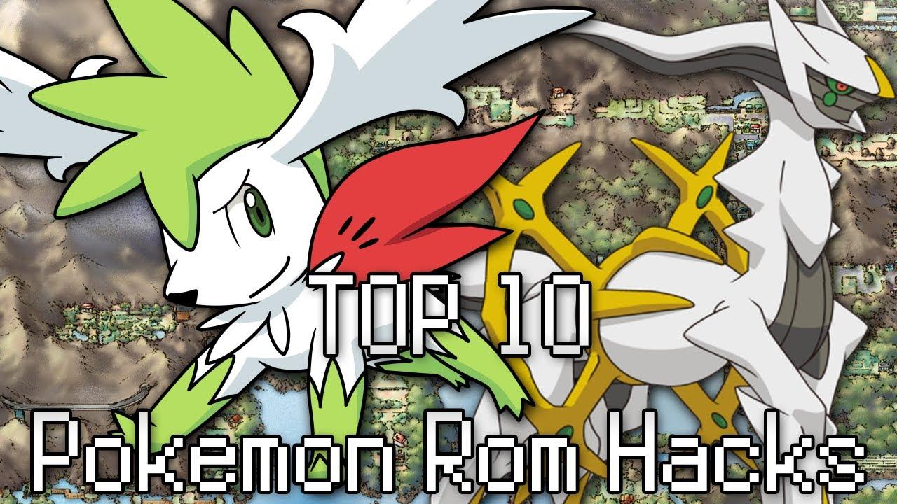 Pokemon Black And White Gba Hack Top 10 Pokemon Gba Rom Hacks