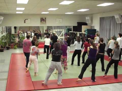 Cat Stance Kick Personal Security & Martial Arts Fitness Course by Sensei Rick Tew NinjaGym Holland Image 1