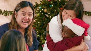 This Kid's Holiday Surprise For Nurses Will Melt Your Heart