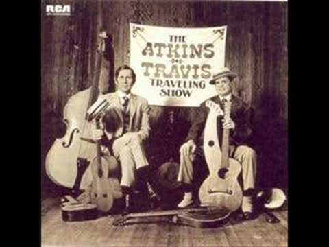 Chet Atkins - When You Wish Upon A Star
