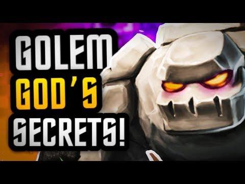 #1 GOLEM DECK EXPLAINED by The GOLEM GOD!