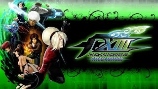 The King of Fighters XIII Steam Edition Intro/Opening HD