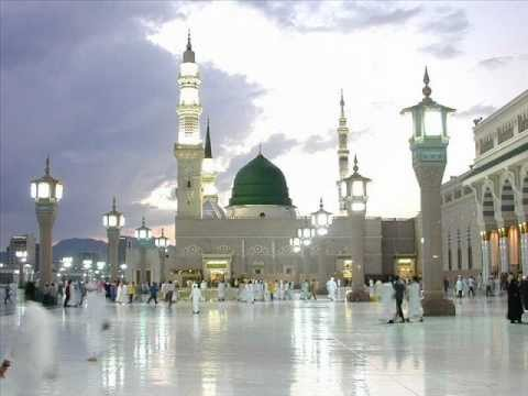*Beautiful Naat*  Muhammad Ka Roza Junaid Jamshed recited in...