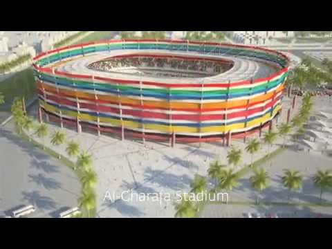 Qatar 2022 World Cup stadiums