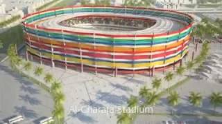 Thumb Los estadios que Qatar construirá para el Mundial de Fútbol del 2022
