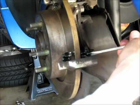 2005 Mazda 3 Rear    Brake    Pads  YouTube