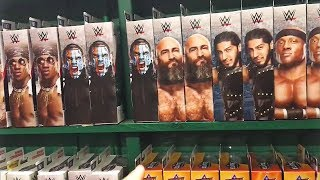 TOY HUNTING FOR NEW WWE ELITES AT A FLEA MARKET