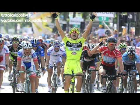 Giro D'Italia 2012 alla Radio – L'Arrivo della 18° Tappa (VEDELAGO) da Radiouno RAI