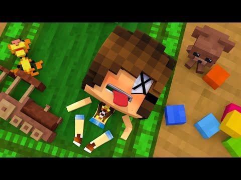 Minecraft Daycare - WE BROKE GOLDY !? (Minecraft Roleplay)