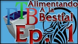 Feed The Beast! Episodio 1: EL COMIENZO!