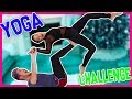 THE YOGA CHALLENGE w/ Liza Koshy | Joey Graceffa
