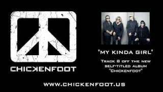Watch Chickenfoot My Kinda Girl video