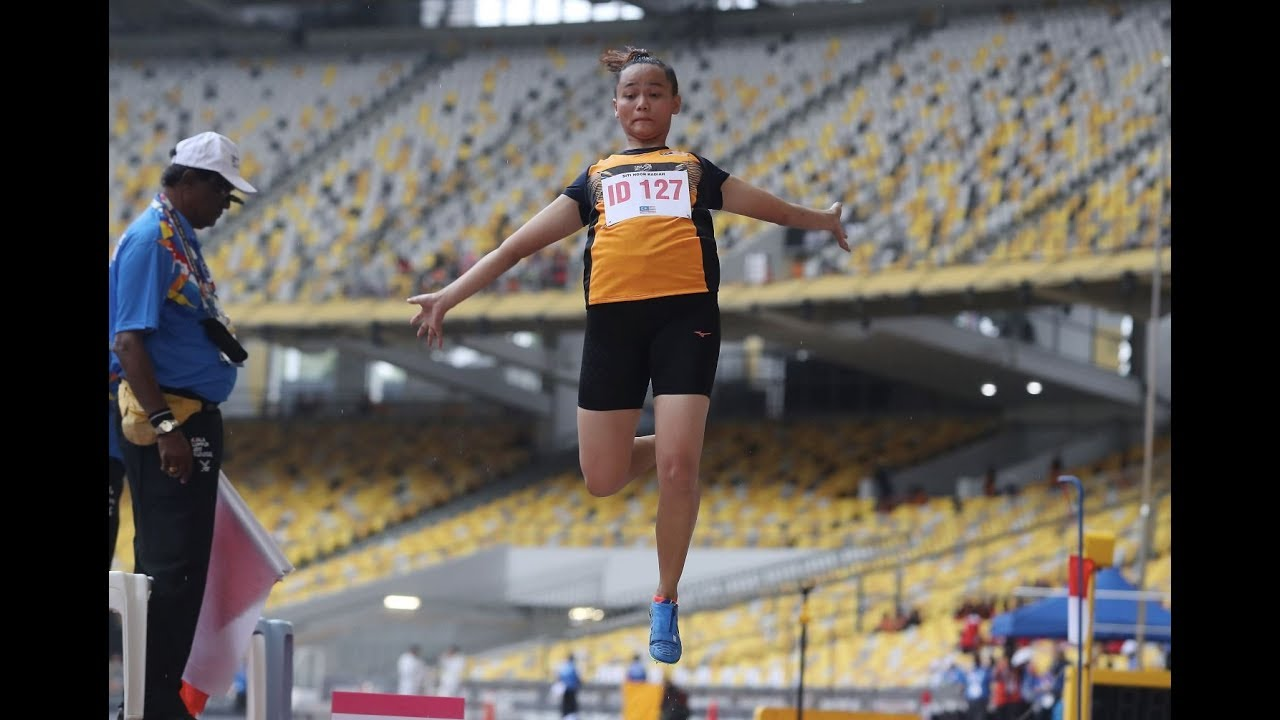 Asean Para Games: Six gold medals for Malaysia in athletics