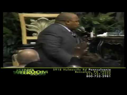 Kingdom Week 2009 with Bishop Hezekiah Walker