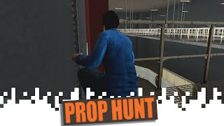 PROP HUNT with the Pojkband! - No Changing!