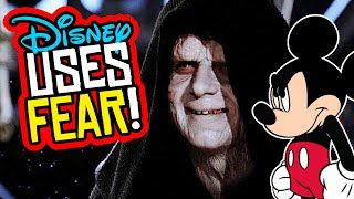 Disney Star Wars Controlled Through FEAR Says Former Lucasfilm Employee!