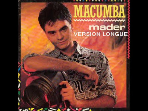 Jean Pierre Mader            MACUMBA version longue
