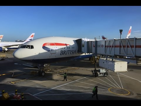 British Airways | 777-300ER | YYZ-LHR | Club World