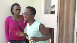 It is over! Kansiime Anne ends her friends relationship on her behalf. African Comedy