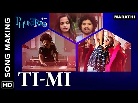 Ti-Mi Making Of The Song | Phuntroo