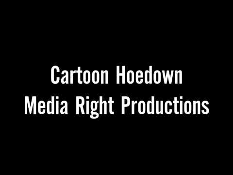 Cartoon Hoedown   Media Right Productions video