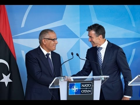 NATO Secretary General with Prime Minister of Libya - Joint Press Conference