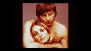 Sharon Tate & Roman Polanski ~ Together forever and eternity in the flame of love