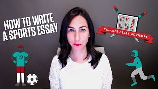 The Truth about Writing Your Common App Essay on Sports | College Essay Tips