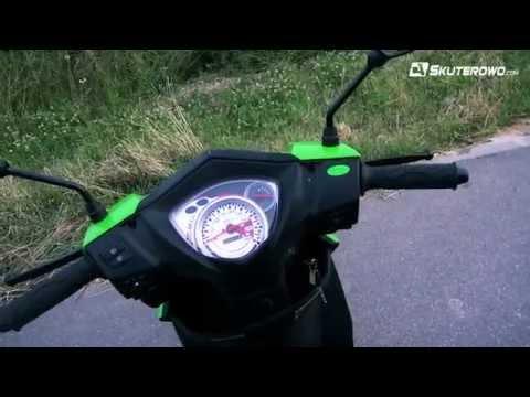Benyco Arron 50 4T: Prezentacja | Skuterowo.com