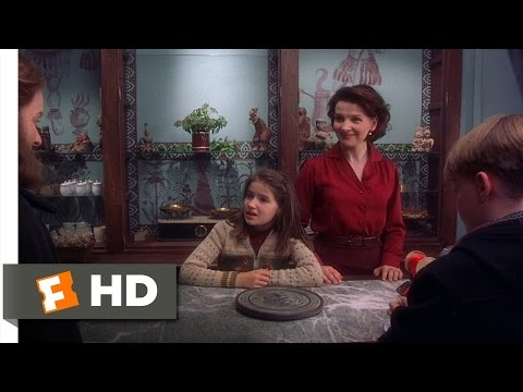 Chocolat (1/10) Movie CLIP - What Do You See? (2000) HD